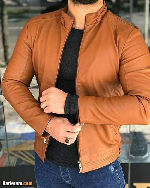 کت چرم مردانه 2021