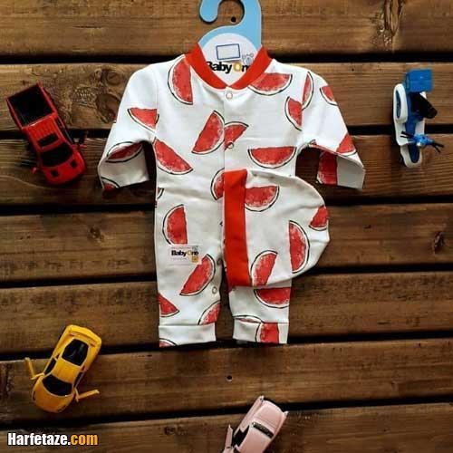انواع جدیدترین مدل لباس شب یلدا بچگانه و نوزادی