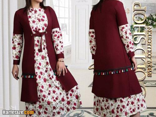 مدل لباس شب یلدا زنانه 99 جدید | جدیدترین مدل لباس شب یلدا زنانه سنتی و مجلسی