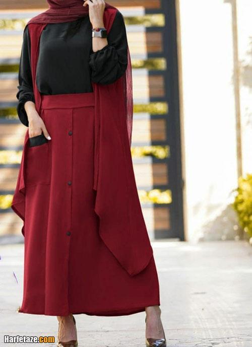 مدل شیک لباس زنانه شب یلدا
