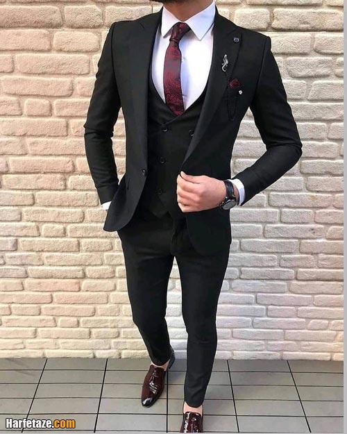 کت و شلوار مردانه ویژه 2021
