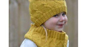 انواع جدیدترین مدل شال و کلاه بچه گانه دخترانه و پسرانه ۲۰۲۱