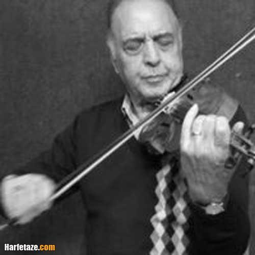 درگذشت محمدرضا اتابکی نوازنده ویولن + زندگینامه و علت فوت