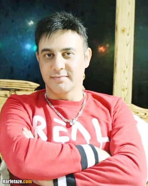 بیوگرافی و عکس های رضا نظری بازیگر طنز و همسرش