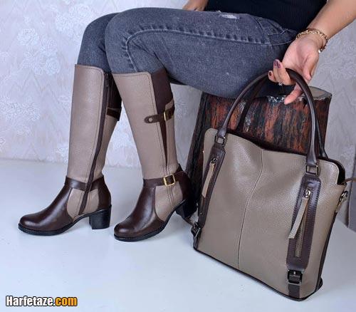 کیف و کفش زمستونی 2021