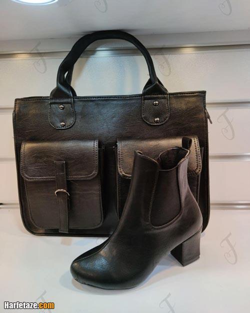 کیف و کفش زمستونی 2021ر