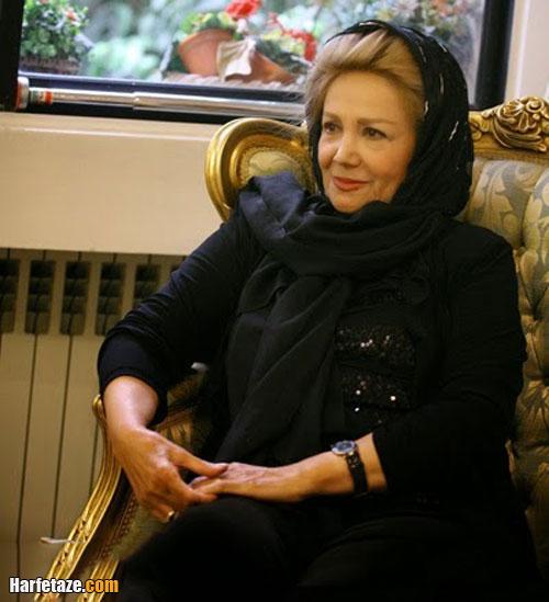 مراسم خاکسپاری و تشییع تهمینه اطمینان مقدم همسر ایرج قادری