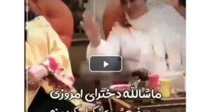 ماجرای توهین بهاره رهنما به لرها و قوم لر در شام ایرانی + فیلم کامل