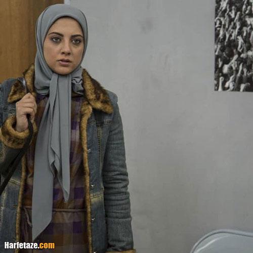 بیوگرافی و عکس های جدید یلدا افشارنیا بازیگر سریال روزهای ابدی