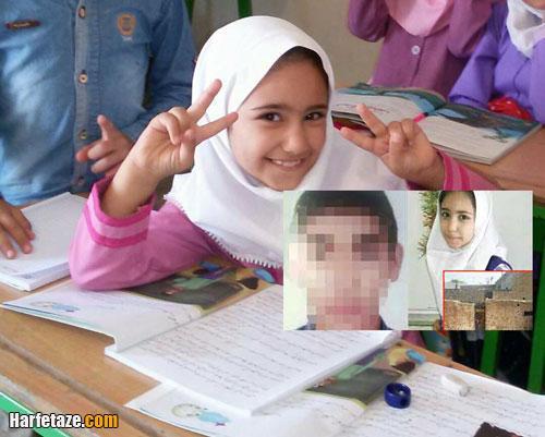 عکس و بیوگرافی رضا پسر 13 ساله قاتل دختر هشت ساله خوزستانی