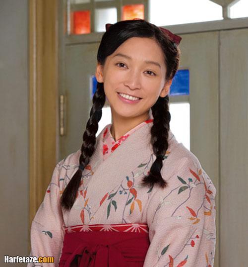 بازیگر در نقش میکو در سریال نوش جان کیست عکس و بیوگرافی