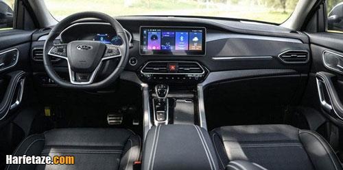 معرفی کامل و بررسی خودرو KMC K7 مدل 1400
