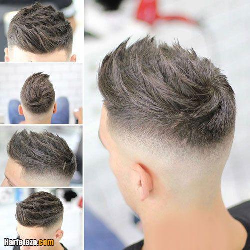 جذاب ترین مدلهای جدید موی کوتاه مردانه