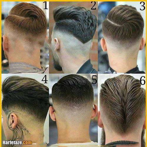 مدل کوتاهی مو پسرانه 2021