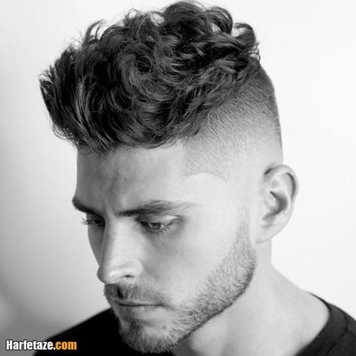 تصاویری از مدلهای کوتاهی مو مردانه با متدهای جدید