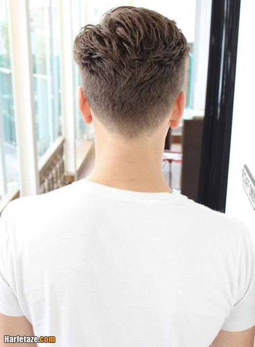 مدل کوتاهی مو پسرانه پاییز ۱۴۰۰