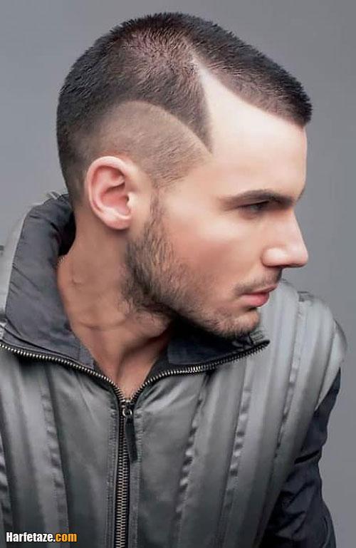 انواع مدل موی مردانه مناسب تابستان 1400