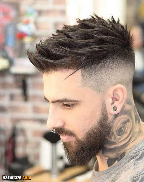 مدلهای موی مردانه کوتاه ۲۰۲۱