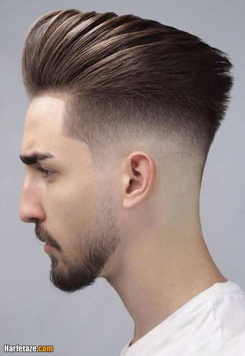 مدلهای کوتاهی مو مردانه مجلسی برای مراسم عروسی