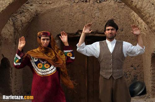 زندگینامه ستاره صفرآوه بازیگر سریال در چشم باد