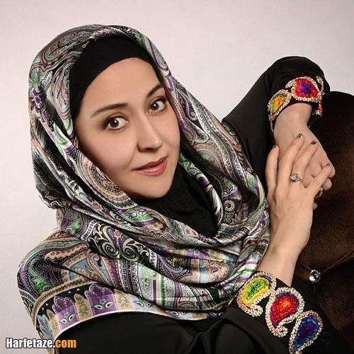 همسر آرزو افشار کیست