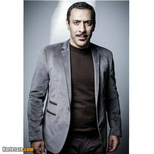 علیرضا مهران بازیگر نقش افلاطون در سریال مدینه کیست