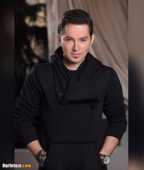 بیوگرافی شهنام شهابی بازیگر نقش امیرعلی در فصل دوم سریال بیگانه ای با من است