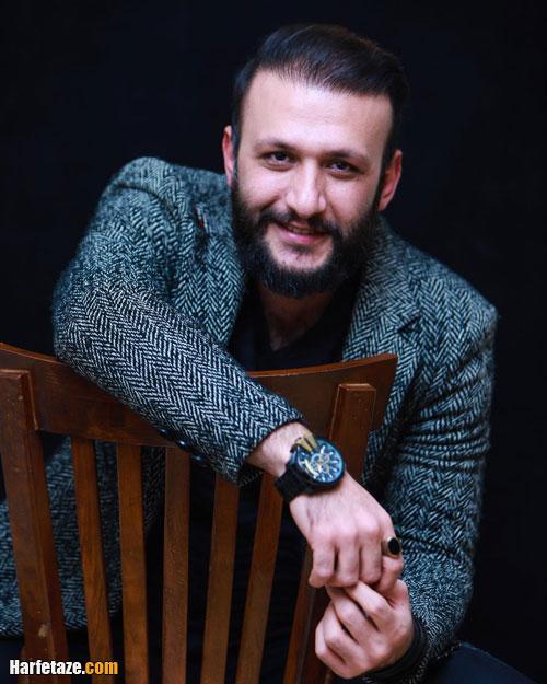 بیوگرافی مهدی کاسه ساز بازیگر نقش اسد در سریال در چشم باد