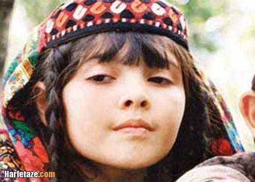 بیوگرافی بیتا توکلی بازیگر نقش کودکی لیلی در سریال در چشم با