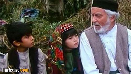 بیوگرافی بازیگر نقش کودکی لیلی در چشم باد