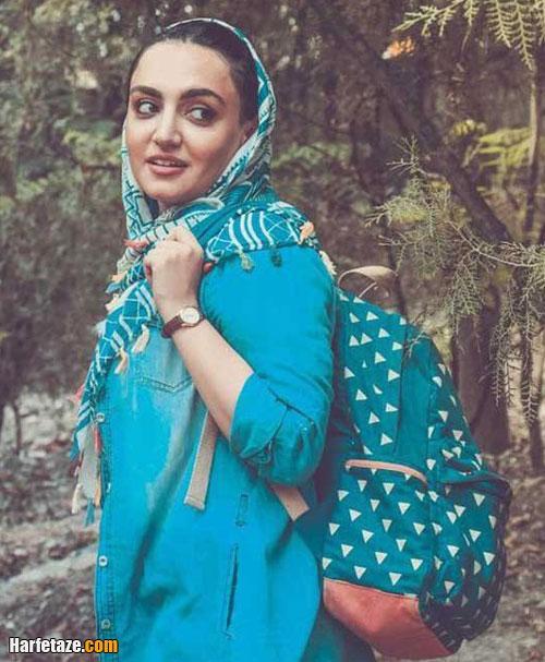 بیوگرافی کامل کیمیا اکرمی بازیگر نقش محبوبه در سریال روزهای ابدی