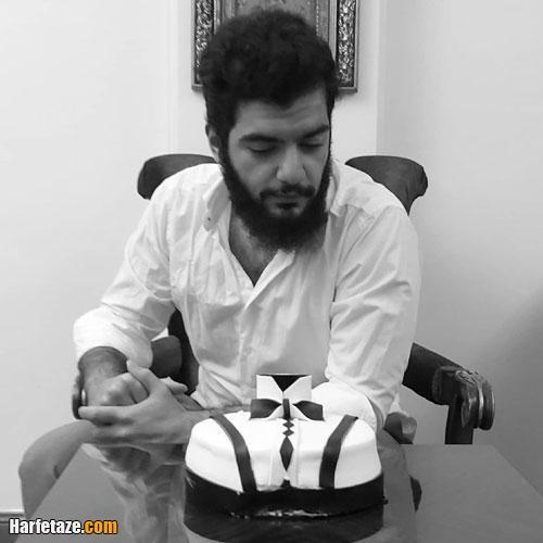 عکس های جدید سالار بابابیگلو بازیگر