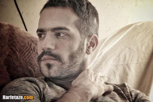 بیوگرافی محمد ولی زادگان بازیگر نقش سینا در سریال سیاوش کیست؟
