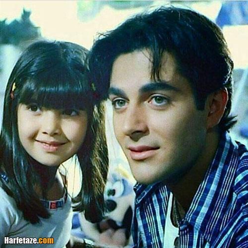 علت مرگ و محل دفن و مزار بازیگر نقش کودکی لیلی در سریال در چشم باد