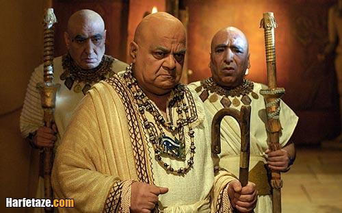 اسماعیل سلطانیان در سریال یوسف پیامبر