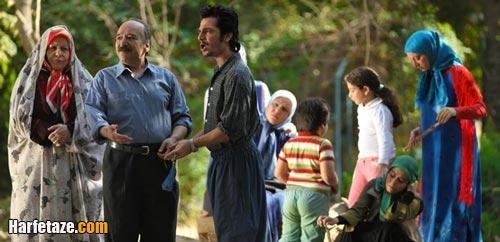 اسماعیل سلطانیان در سریال وضعیت سفید