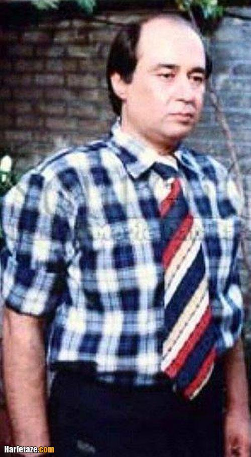 فریبرز سمندرپور در نقش عبدالله