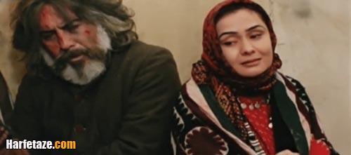 حبیب الله عبدالرزاق اف در سریال در چشم باد