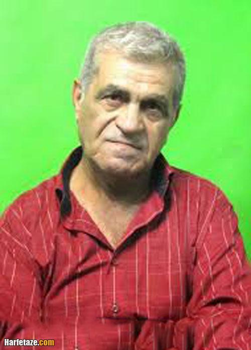 جمشید نجفی همسر سابق گیتا خواننده کیست
