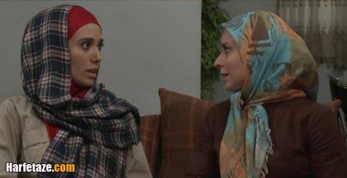مرجان شکوفکی در سریال آوای باران