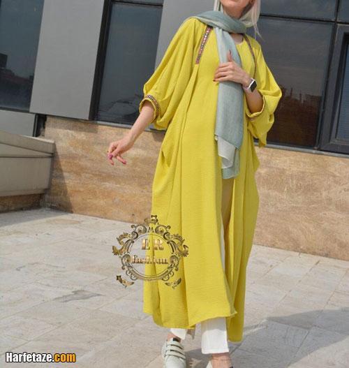 انواع جدیدترین مدلهای مانتو عید 1400 زنانه و دخترانه + جذاب ترین مدل مانتو عید ۱۴۰۰