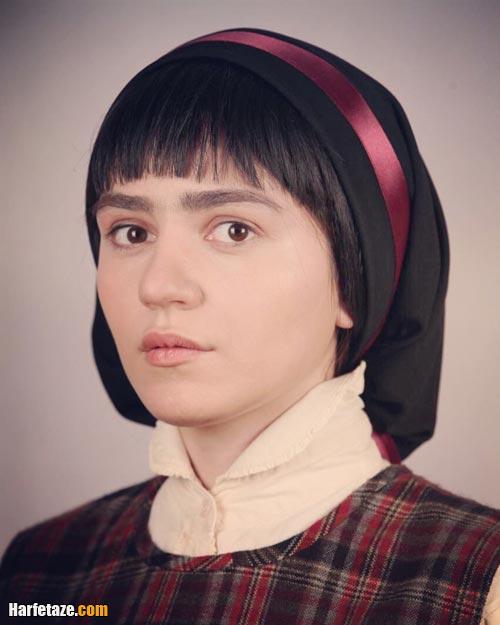 مونا احمدی در سریال شهرزاد