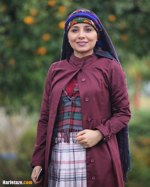 بیوگرافی بازیگر نقش زهرا در سریال بوتیمار