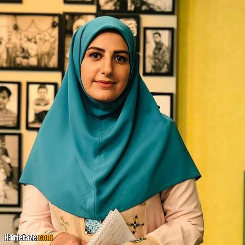 بیوگرافی و عکس های جدید رزیتا قبادی مجری تلویزیون