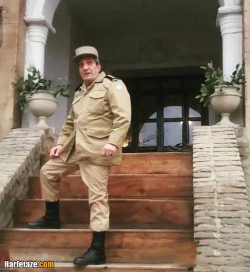 قسمت آخر سریال تاریخی کلبه ای در مه