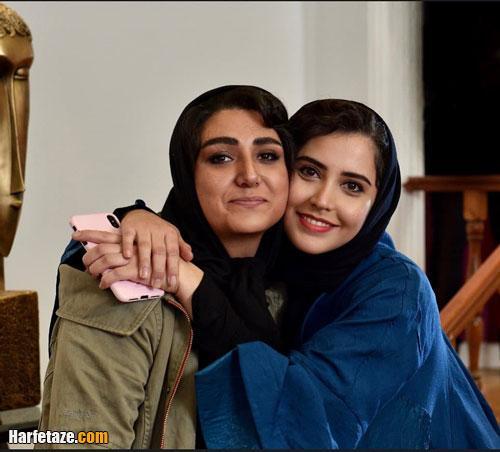 عکس های جدید شبنم قربانی بازیگر