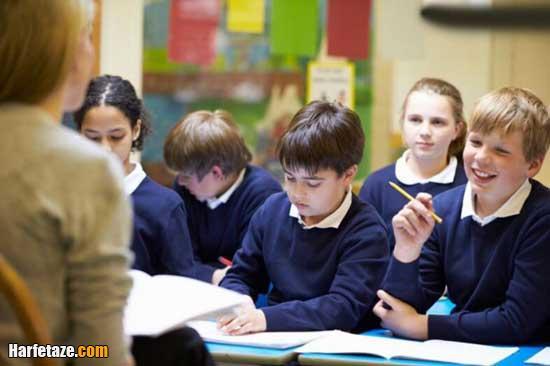 مقاطع تحصیل در انگلیس