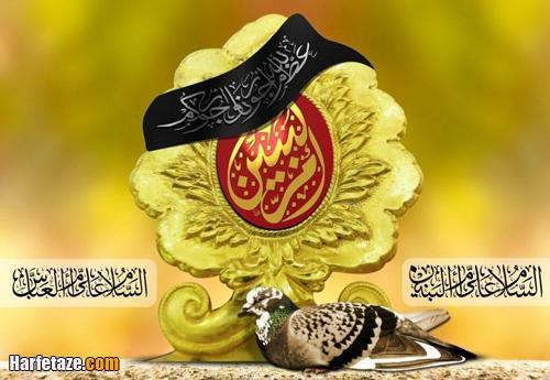 عکس پروفایل وفات حضرت ام البنین س (س)
