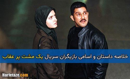 خلاصه داستان و اسامی بازیگران سریال یک مشت پر عقاب