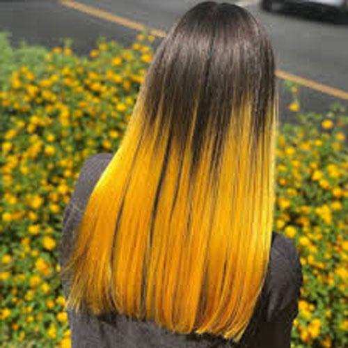 جدیدترین مدل رنگ موی دخترانه شیک